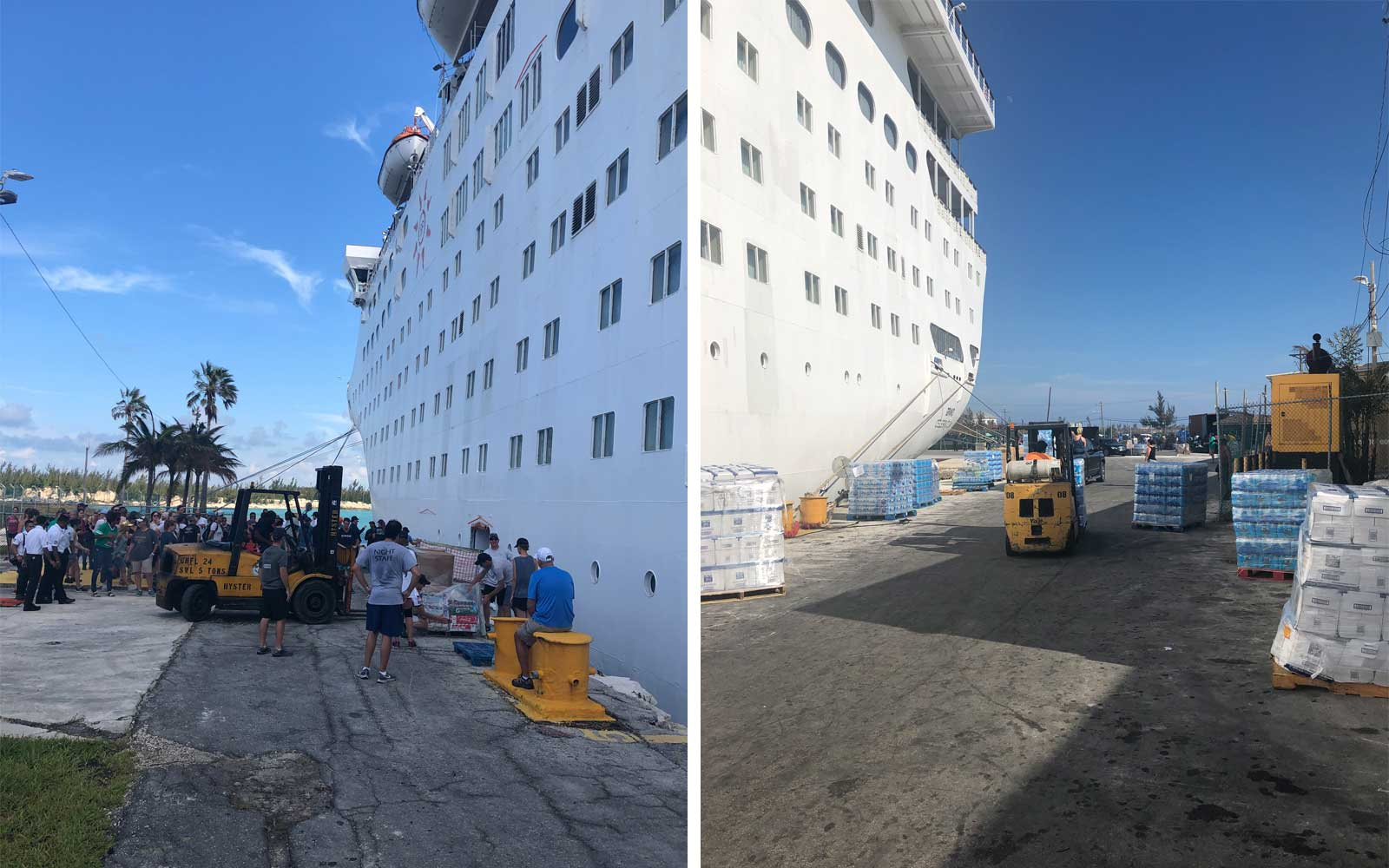 The Incredible Way South Florida Is Using a Cruise Ship to ...
